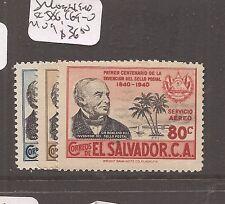 El Salvador 586, C69-0 MOG (9ceq)