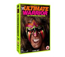 Official WWE Ultimate Warrior :The Ultimate Collection DVD - 3 disc