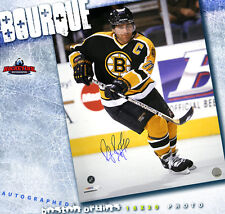 RAY BOURQUE SIGNED Boston Bruins 16X20 Photo