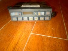 90 CORVETTE C4 ZR1 heater controls 90-91 #16080811