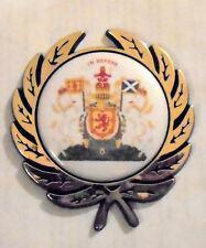Royal Scotland Scottish Scots Clan Family Car Badge Biker Club Emblem Sticker Eu