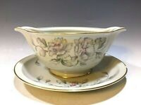 Vintage Meito China Springtime Pattern Made in Occupied Japan Gravy Boat
