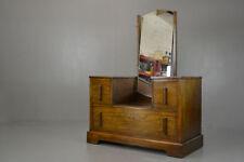 Oak Art Deco Dressing Tables/Vanities Antique Furniture