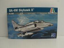 New ListingItaleri 1:72 Oa-4 M Skyhawk Ii Plastic Aircraft Model Kit No.165
