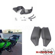 Motorcycle Black Hand Guards Protector For Kawasaki Z900 2017 Versys 650 10-17