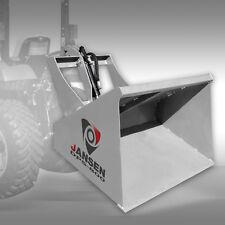 Dreipunkt-Schaufel Jansen DPS-800 hydraulische Heckschaufel,Kippmulde,Kippbox