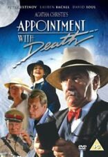 Agatha Christies Appointment With Death DVD 1988 Region 2