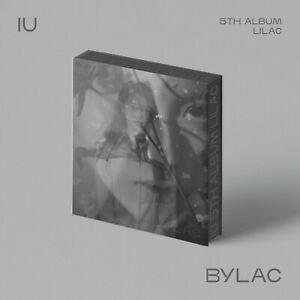 K-POP IU ALBUM 'LILAC' [ 1 PHOTOBOOK + CD ] BYLAC VER