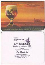 Dataviltje Br Primus Haacht r/v 24ste Ruilbeurs Tielt 30 augustus 2009