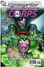 Green Lantern Corps #50B 1:25 Pat Gleason Brightest Day Variant DC