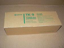 Kyocera Originaltoner BLACK TK-9 Toner Kit FS-1500/FS-1500A/FS-3500/FS-3500A