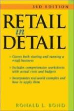Retail in Detail: How to Start and Manage a Small Retail Business-ExLibrary