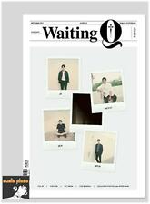 WAITING Q NU'EST [ PHOTO BOOK + PHOTO CARD ]   TABLOID PHOTOBOOK NUEST