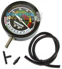 Lo-Gauge - Vakuum & Druck Tester / KFZ Unterdruck Überdruck Prüfer Messuhr