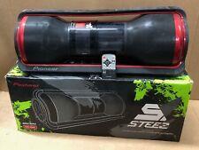 Pioneer STZ-D10Z-R Portable Speaker Boombox 1 Subwoofer 2 Speakers