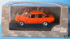 FIAT 131 MIRAFIORI DE 1974 ORANGE STARLINE 1/43 MACHINA 1:43 MODEL CAR DIE CAST