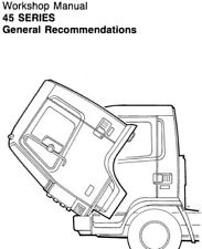 LEYLAND DAF 45 WORKSHOP SERVICE REPAIR MANUAL CD horse box recovery race truck