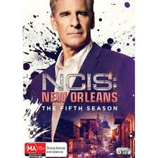 NCIS : NEW ORLEANS - THE FIFTH SEASON DVD - 6 DISC SET - NEW / SEALED