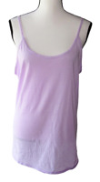 Z by Zella Size L Purple Sleeveless Tank Top