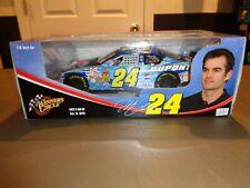 NEW 1:18 Winner's Circle Die Cast 2004 Jeff Gordon #24 DuPont Pepsi NASCAR 16246