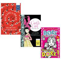 Killing the Dead, Dork Diaries & Goth Girl 3 Children's Books Collection Set New