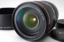 Canon EF 24-105mm f/4 L IS USM Lens wiht Hood -NearMint (Ca-165) From Japan