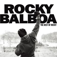 New The Best of Rocky Rocky Balboa Soundtrack CD from Japan