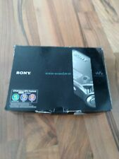 Sony NW-E99 MP3 Atrac3plus Audio Player Walkman Hi-MD 1 GB HDD complete Boxed