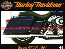 HARLEY DAVIDSON FLHX 1584 Street Glide BUELL M2 Cyclone 1997 L'univers HD STARS
