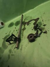 1982 Honda Cb900C Shift Shaft and other Misc. Parts