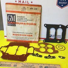 General Motors products Rochester carburetor kit, 7015948.  Item:  6738
