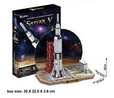 Saturn V 3D Model