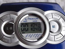 Philips Expanium Mp3 Cd Portable Player Blue 100 Sec Anti-Skip Magic Works