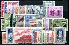 BELGIEN 1957 1054-1090 ** POSTFRISCH TADELLOS JAHRGANG ohne BLOCK(09637