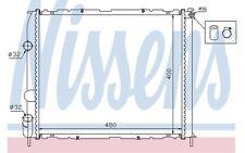 NISSENS Radiador, refrigeración del motor RENAULT CLIO KANGOO KIA CEED 63886
