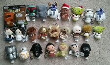 Exclusive STAR WARS Itty Bittys COLLECTION Hallmark Plush Doll SDCC NYCC lot