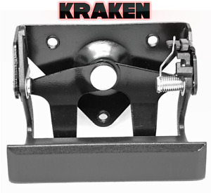 Kraken Metal Tailgate Latch Handle For Chevy Truck 1988-1998 With Rod Clips