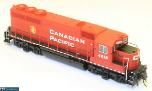 "Atlas GP 40 low nose locomotive HO Canadian Pacific ""Beaver"" DCC Ready"