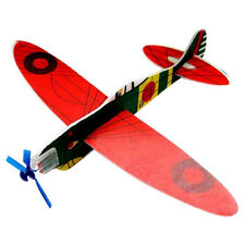4pcs Mini Foam Kids Hand Throwing Flying Aircraft Airplane Glider Model Toys New