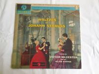 WALTZES of JOHANN STRAUSS - Victor Silvester and his Silver Strings