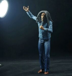 "Bob Marley Music Star 7"" action figure"
