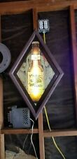 """Coors Mountain lighted Sign Beer Bar Gift 32x19"""" Lamp Man Cave Authentic mirror"""