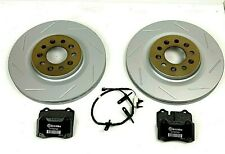 Aston Martin DB9 & V8 Vantage Rear Brake Pads & Rotors - Genuine