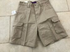 HENBURY mens shorts size 34 teflon stain resistant, suit work or play,  smart