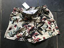 PAUL SMITH MAINLINE Swim Shorts Floral  - Size M - VERY RARE