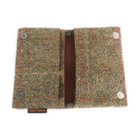 Tourbon Melton&Leather Hunting Wallet Mini Purse Card Holder Pocket Bag in US