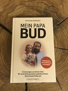 Mein Papa Bud / Bud Spencer Buch