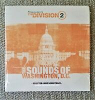 "The Division 2 Collector's Edition Soundtrack "" The Sounds of Washington, D.C."""