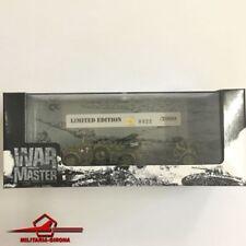 WAR MASTER 1/72 TK0056 STEYR 1500 A/01+20mm FLAK 38 10th PANZERABTEILUNG TUNISIA