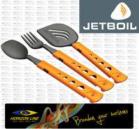 JETBOIL JETSET UTENSILS Cutlery set suit Jet boil Zip Flash SOL Al Ti Fork Spoon